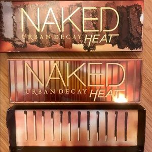 💯% Authentic Urban Decay Naked Heat Palette